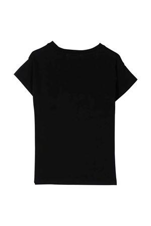 T-shirt nera teen ELIE SAAB JUNIOR | 8 | 3P8021J0004930ORT