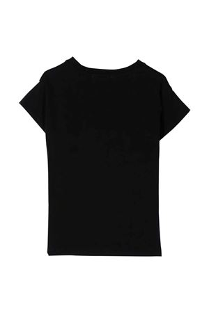 T-shirt nera bambina ELIE SAAB JUNIOR | 8 | 3P8021J0004930OR