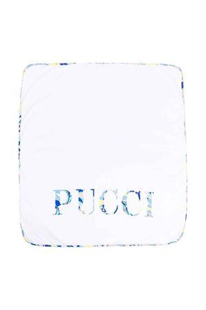 Coperta bianca neonato EMILIO PUCCI JUNIOR | 69164127 | 9P0549J0019100