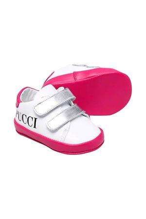 Sneakers with velcro closures EMILIO PUCCI JUNIOR | 12 | 9P0636Y0027100