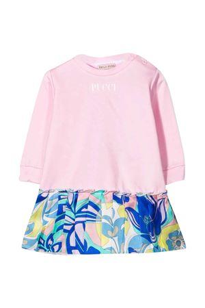 Floral T-shirt dress EMILIO PUCCI JUNIOR | 11 | 9P1550J0012515