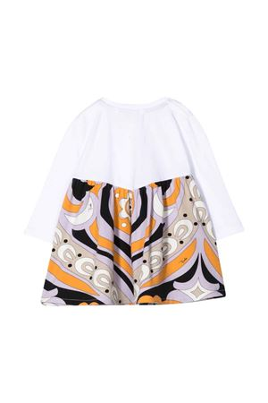 Dress with print EMILIO PUCCI JUNIOR | 11 | 9P1601J0019100
