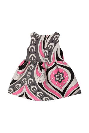 Floral sleeveless dress EMILIO PUCCI JUNIOR | 11 | 9P1612B0004999FU