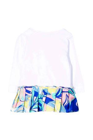 Dress with print EMILIO PUCCI JUNIOR | -108764232 | 9P4500J0013100