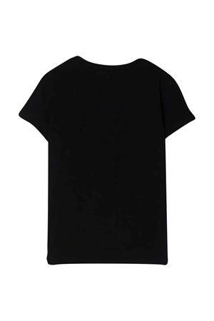 T-shirt con logo goffrato EMILIO PUCCI JUNIOR | 8 | 9P8151J0019930
