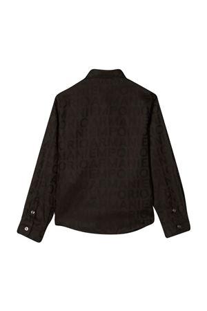 Camicia nera EMPORIO ARMANI KIDS | 5032334 | 6K4C091NI5ZF502