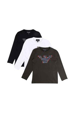 Set t-shirt EMPORIO ARMANI KIDS | 75988882 | 6K4DJ24J54Z0999