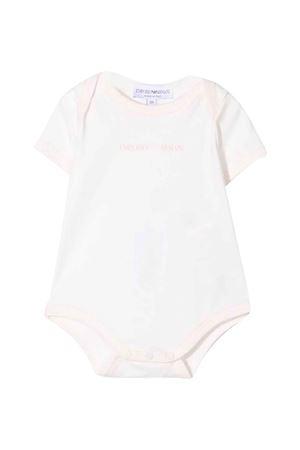 Coppia di body rosa neonato EMPORIO ARMANI KIDS | 75988882 | 8NNV33NJ05ZF302