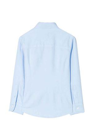Camicia celeste unisex FAY KIDS | 5032334 | 5M5040MX240607