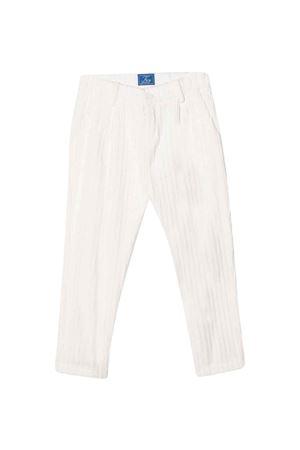 Pantaloni bambino bianchi FAY KIDS | 9 | 5P6210V0018101