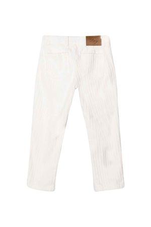 Pantaloni bianchi teen FAY KIDS | 9 | 5P6210V0018101T