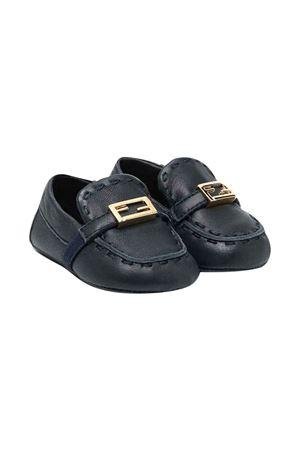 blue baby shoes FENDI KIDS | 12 | BMR089NBAF0V6W