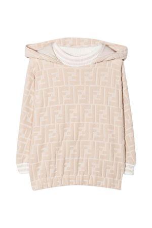 Hooded sweatshirt FENDI KIDS | -108764232 | BUH031ACA8F0QB9