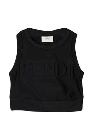 Black top FENDI KIDS | 40 | JFI235AEZRF0GME