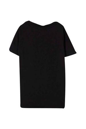 T-shirt nera FENDI KIDS | 8 | JMI377AG2DF0GME