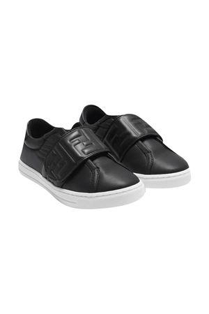 Black shoes teen FENDI KIDS | 12 | JMR369AGC9F0ABBT