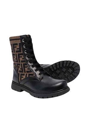 Black boots teen  FENDI KIDS | 12 | JMR382AEGPF0PMMT