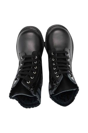 Gray boots  FENDI KIDS | 12 | JMR383AEGPF1D0I
