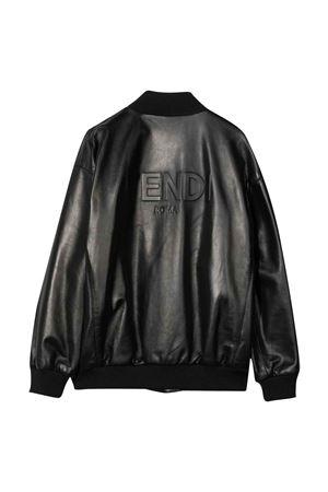 Black jacket  FENDI KIDS | 13 | JUA119AFNTF0GME
