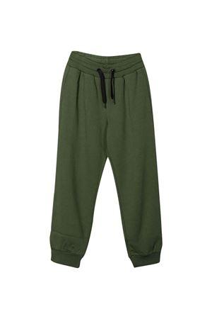 unisex green jogger pants  FENDI KIDS | 9 | JUF0485V0F1E5S