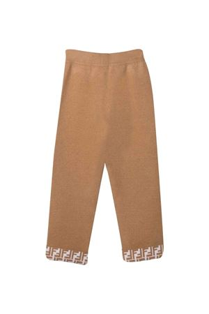 Pantaloni sabbia unisex FENDI KIDS | 9 | JUG022AG2OF0QU5