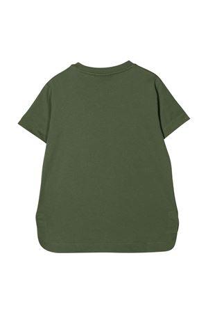 military green unisex t-shirt FENDI KIDS | 8 | JUI0327AJF1E5S
