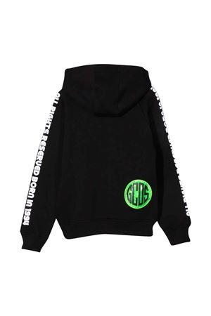 Black teen sweatshirt GCDS KIDS | -108764232 | 028452110T