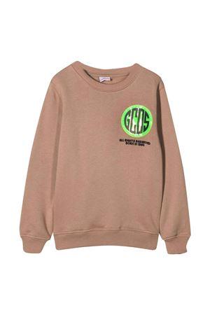 beige sweatshirt  GCDS KIDS | -108764232 | 028457094