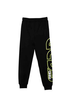 Jogger pants neri teen GCDS KIDS   9   028480110T