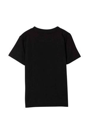 T-shirt nera bambino GCDS KIDS | 8 | 028485110