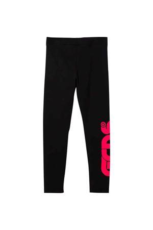 teen black leggings GCDS KIDS | 411469946 | 028662110T