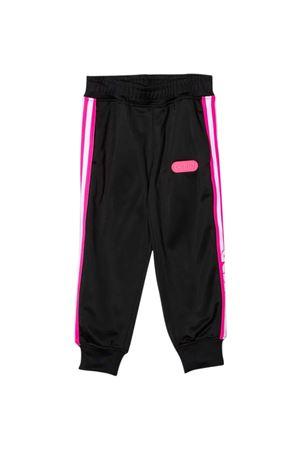 black jogger pan GCDS KIDS | 9 | 028663110