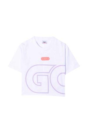 White teen t-shirt  GCDS KIDS | 8 | 028669001T