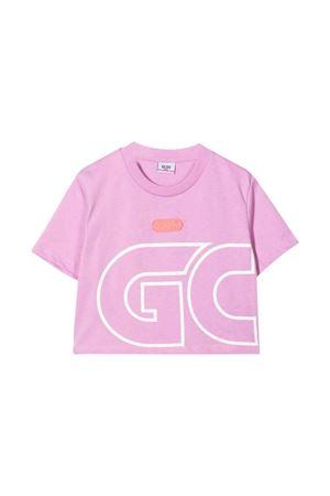 Lilac teen T-shirt GCDS KIDS | 8 | 028669071T