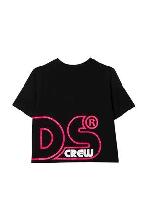 Black teent-shirt GCDS KIDS | 8 | 028669110T
