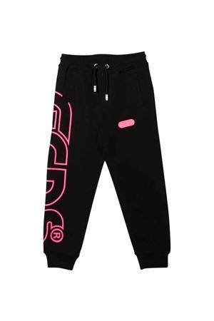 black jogging pants  GCDS KIDS | 9 | 028671110