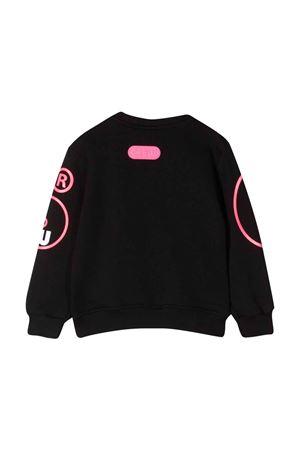 Unisex black sweatshirt GCDS KIDS | -108764232 | 028773110/02