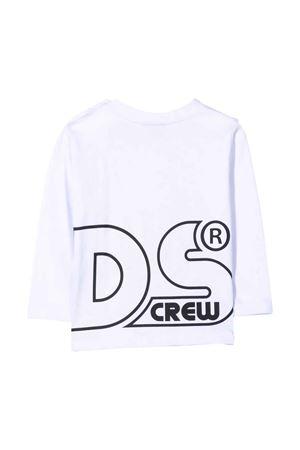 unisex white t-shirt  GCDS KIDS | 8 | 028775001
