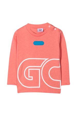 unisex pink t-shirt  GCDS KIDS | 8 | 028775042