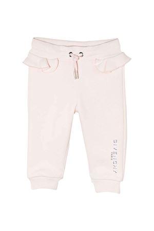 Joggers neonata rosa Givenchy Kids | 9 | H0410945S