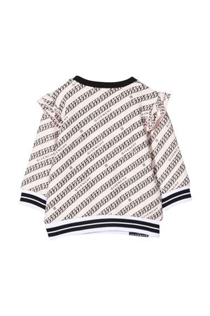 Felpa rosa neonata Givenchy Kids | -108764232 | H05179S90