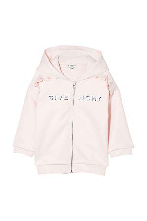 Felpa rosa neonata Givenchy Kids | 39 | H0518145S