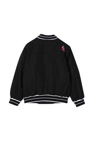 Bomber nero unisex Givenchy Kids | 1236091882 | H1607709B