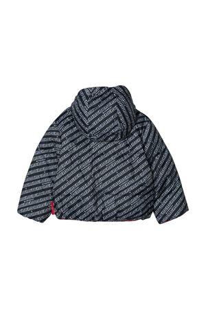 Piumino nero unisex Givenchy Kids | 783955909 | H16079M99