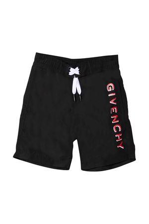 black bermuda shorts  Givenchy Kids   5   H2005009B