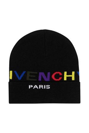 Cappello nero unisex Givenchy Kids | 75988881 | H2104909B