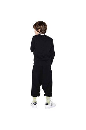 Felpa nera unisex Givenchy Kids | -108764232 | H2527309B