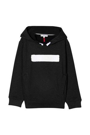 unisex black sweatshirt  Givenchy Kids | 5032280 | H25274A99