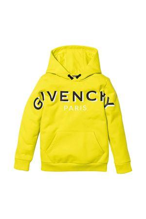 unisex yellow sweatshirt  Givenchy Kids | 5032280 | H25275612