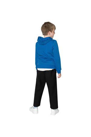Felpa blu unisex Givenchy Kids | 5032280 | H2527581L